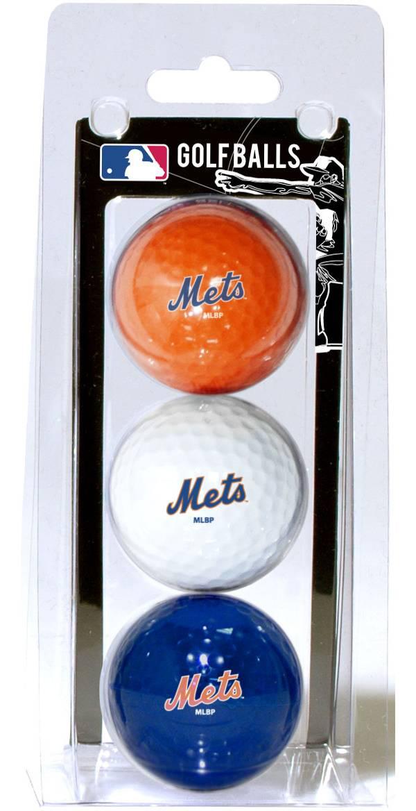 Team Golf New York Mets Golf Balls - 3-Pack product image