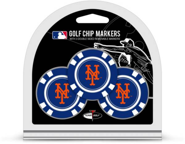 Team Golf New York Mets Golf Chips - 3 Pack product image