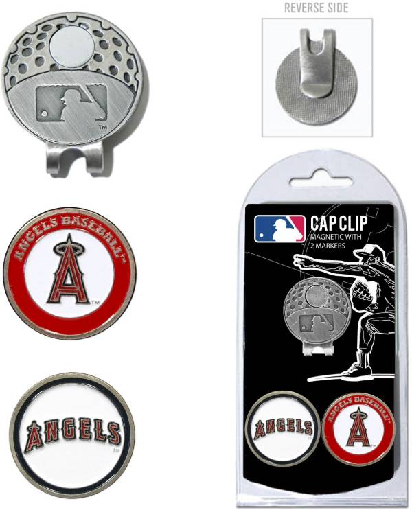 Team Golf Los Angeles Angels Cap Clip and Marker Set product image