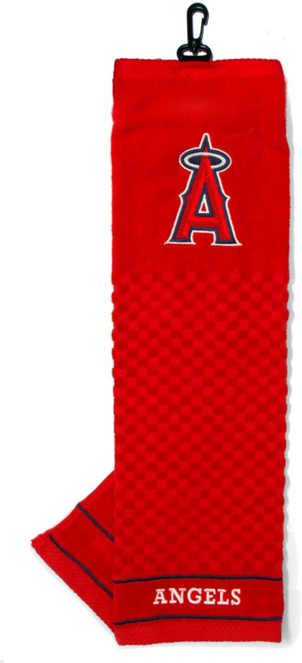 Team Golf Los Angeles Angels Embroidered Golf Towel product image