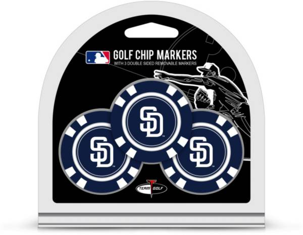 Team Golf San Diego Padres Golf Chips - 3 Pack product image
