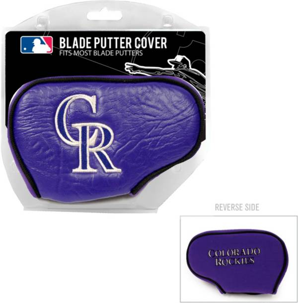 Team Golf Colorado Rockies Blade Putter Cover product image