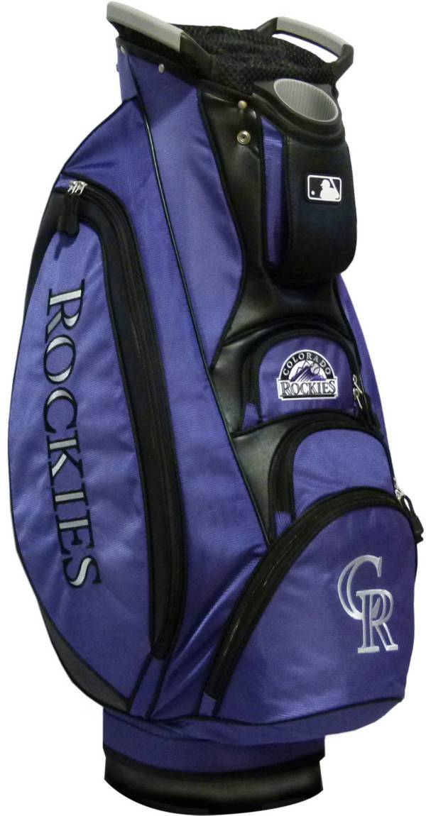 Team Golf Colorado Rockies Victory Cart Bag product image