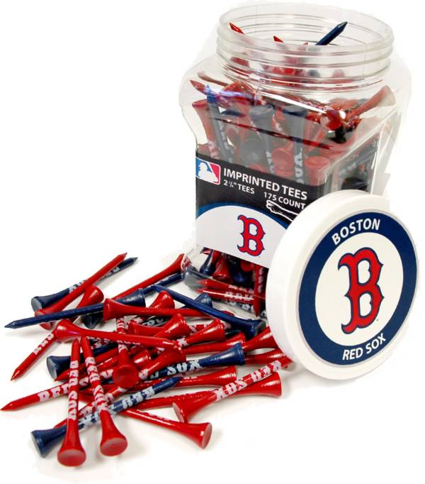 Team Golf Boston Red Sox Tee Jar - 175 Pack product image