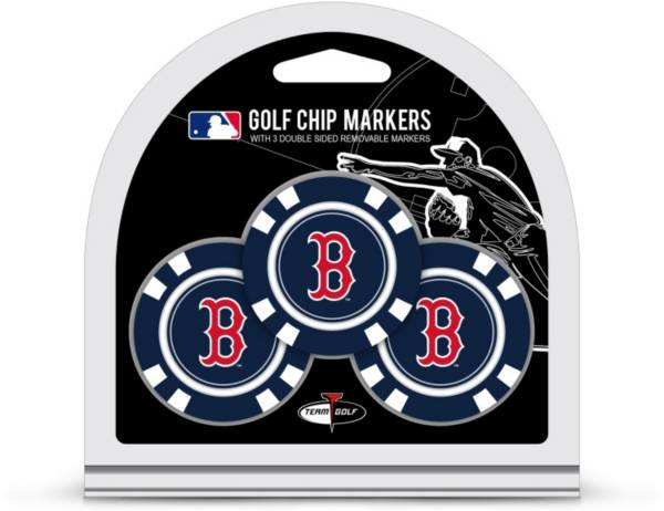 Team Golf Boston Red Sox Golf Chips - 3 Pack product image