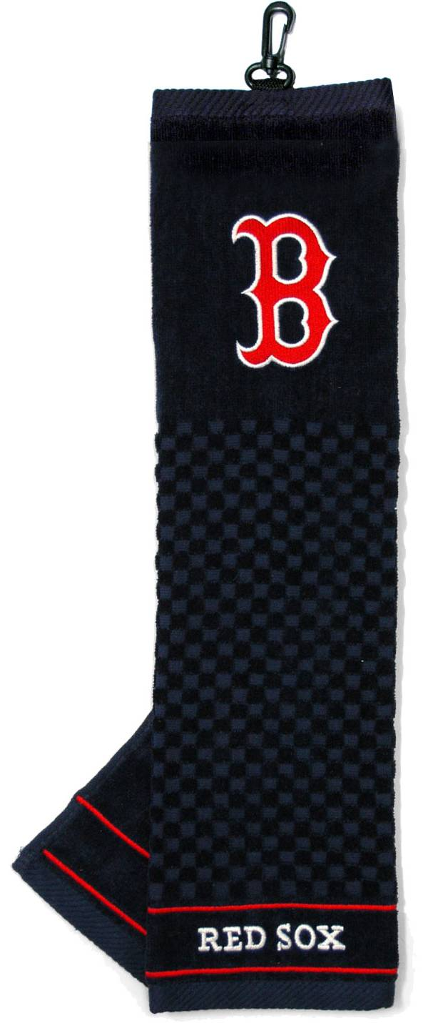 Team Golf Boston Red Sox Embroidered Golf Towel product image