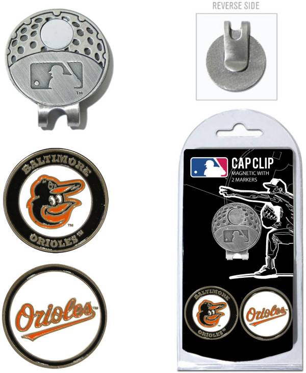 Team Golf Baltimore Orioles Cap Clip and Marker Set product image