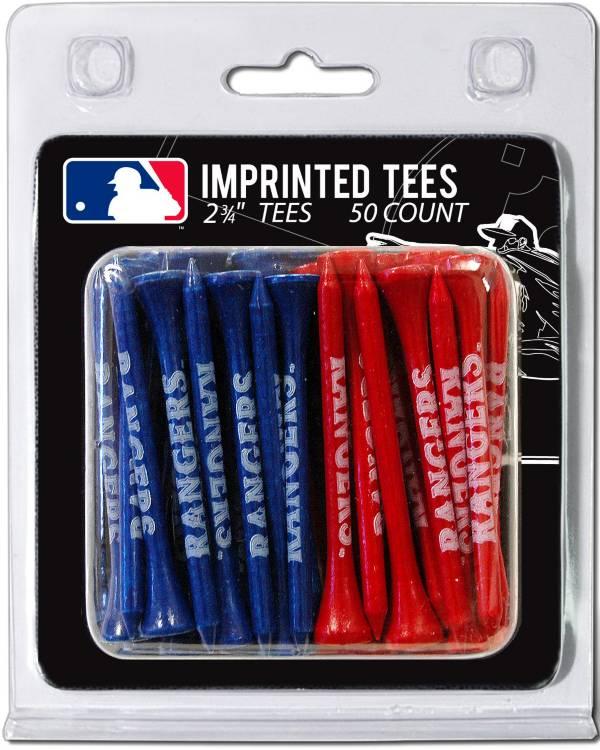 Team Golf Texas Rangers 2.75'' Golf Tees - 50 Pack product image