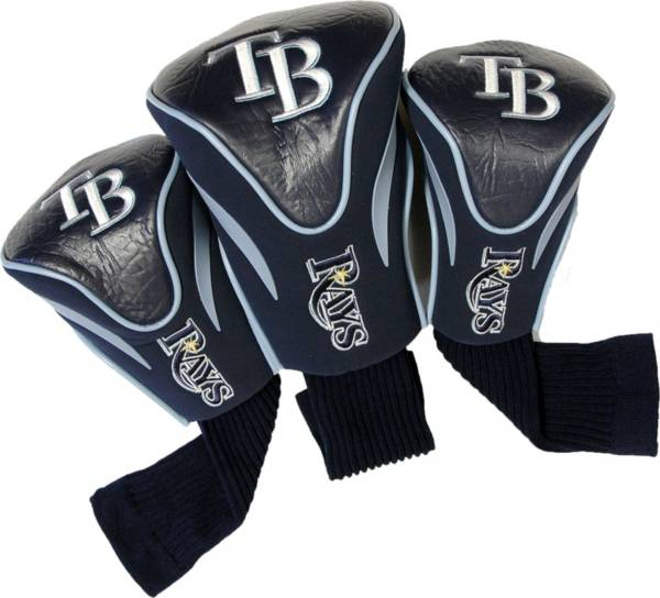 Team Golf Tampa Bay Rays Contoured Headcovers - 3-Pack product image