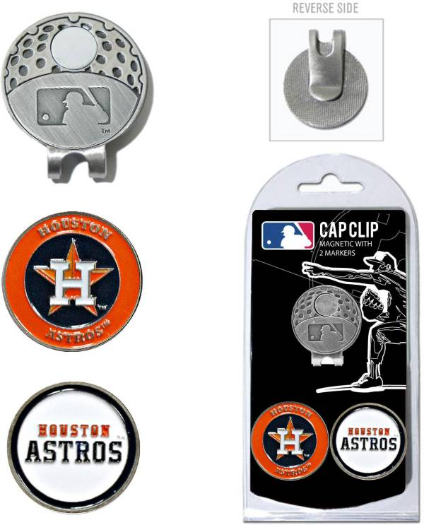 Team Golf Houston Astros Cap Clip and Marker Set product image