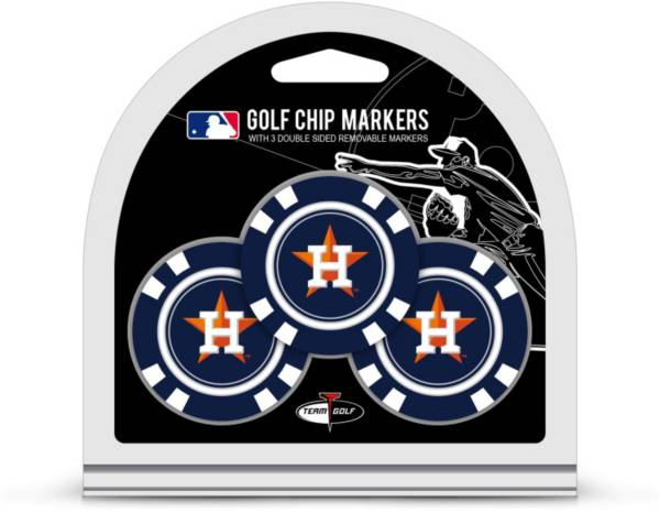 Team Golf Houston Astros Golf Chips - 3 Pack product image