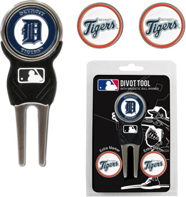 Team Golf Detroit Tigers Divot Tool and Marker Set product image