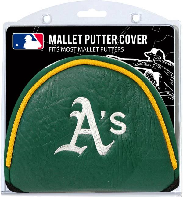 Team Golf Oakland Athletics Mallet Putter Cover product image