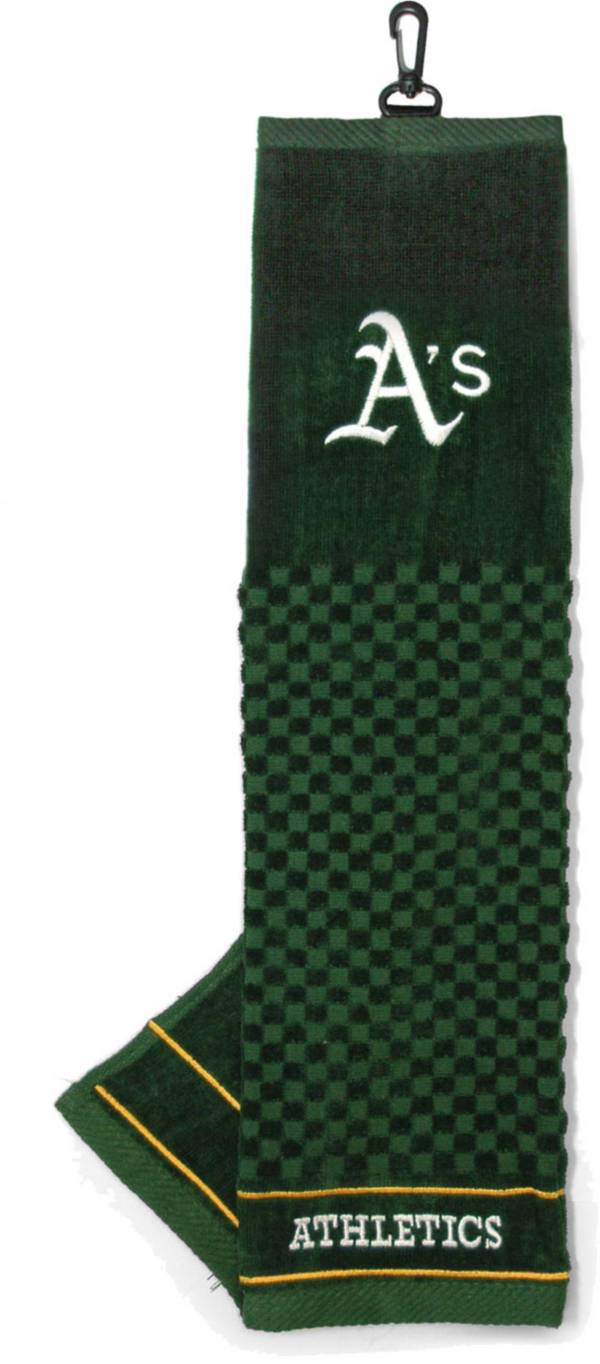 Team Golf Oakland Athletics Embroidered Golf Towel product image