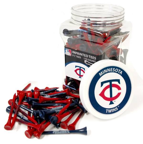 """Team Golf Minnesota Twins 2.75"""" Golf Tees - 175 Pack product image"""