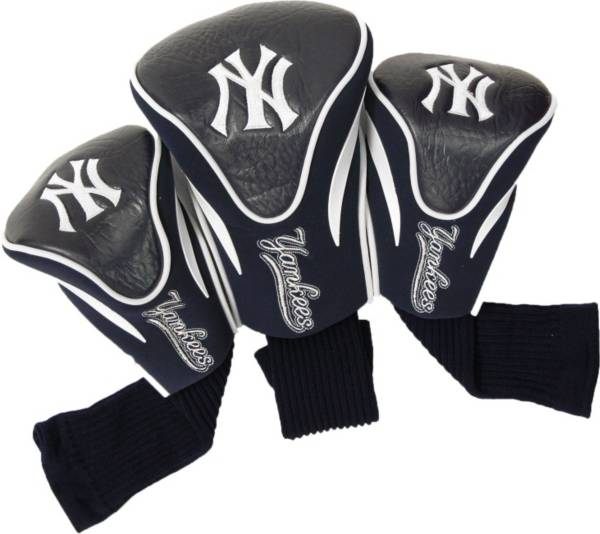 Team Golf New York Yankees Contour Sock Headcovers - 3 Pack product image