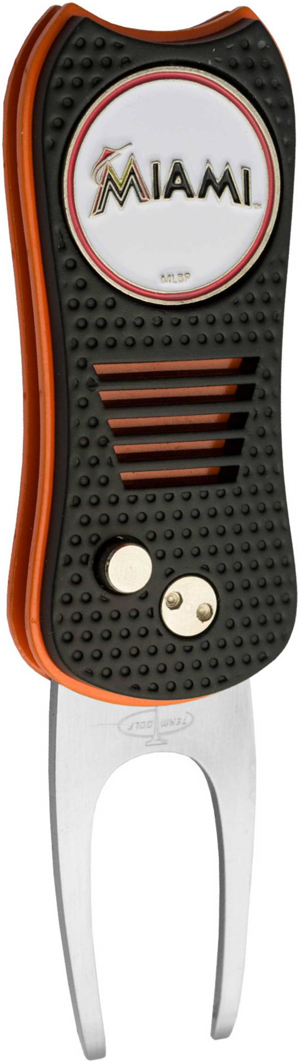 Team Golf Switchfix Miami Marlins Divot Tool product image