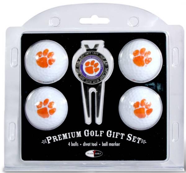 Team Golf Clemson Tigers Golf Ball/Divot Tool Set product image