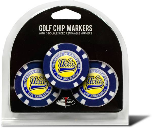 Team Golf UCLA Bruins Poker Chips Ball Markers - 3-Pack product image