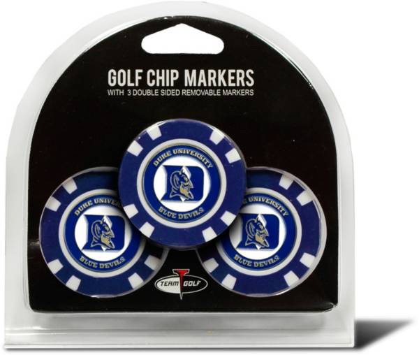 Team Golf Duke Blue Devils Golf Chips - 3 Pack product image