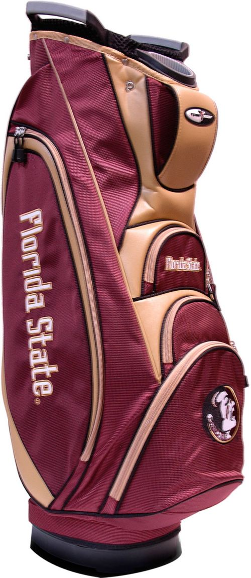 Team Golf Florida State Seminoles Victory Cart Bag Noimagefound 1