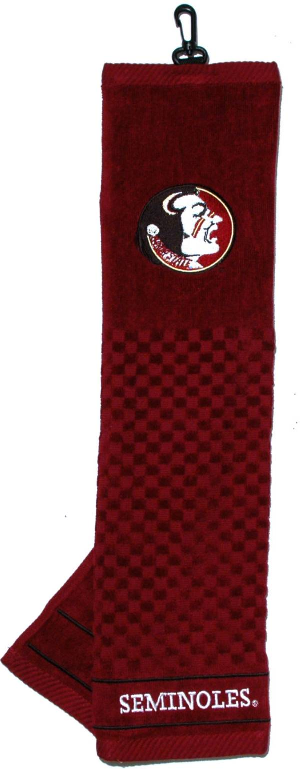 Team Golf Florida State Seminoles Embroidered Towel product image