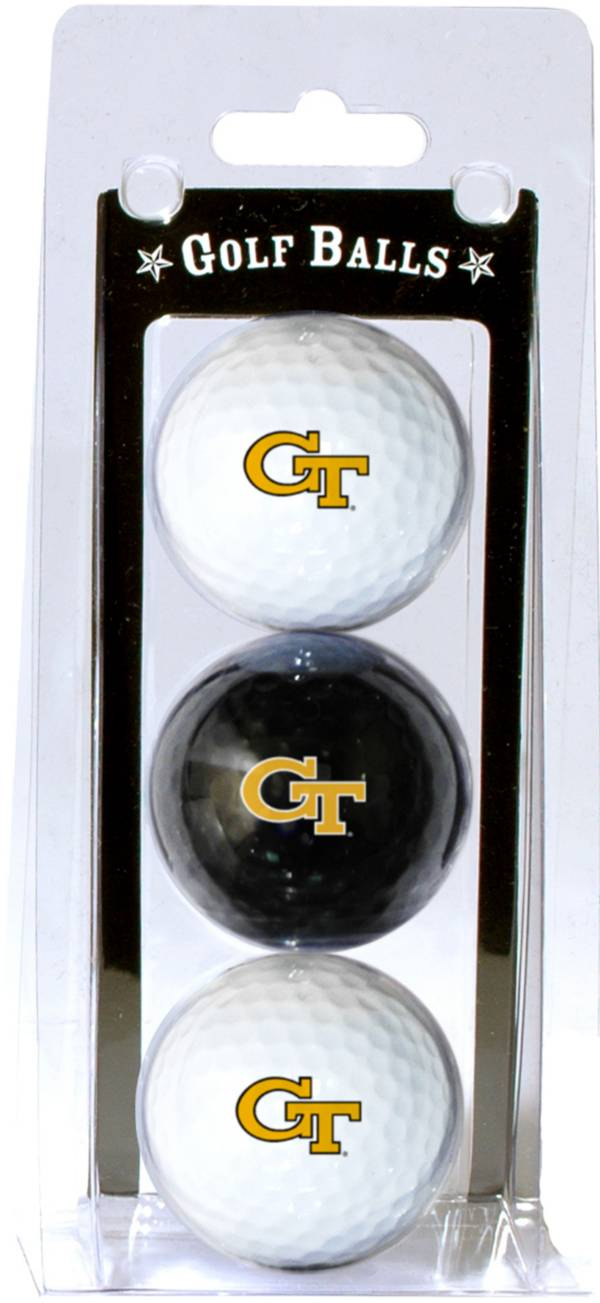 Team Golf Georgia Tech Yellow Jackets Golf Balls - 3-Pack product image