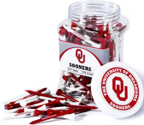 Team Golf Oklahoma Sooners Tee Jar - 175 Pack product image