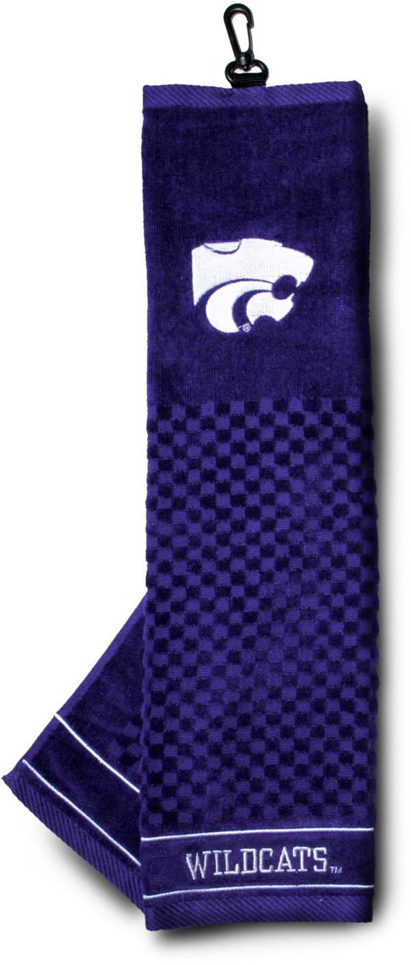 Team Golf Kansas State Wildcats Embroidered Towel product image