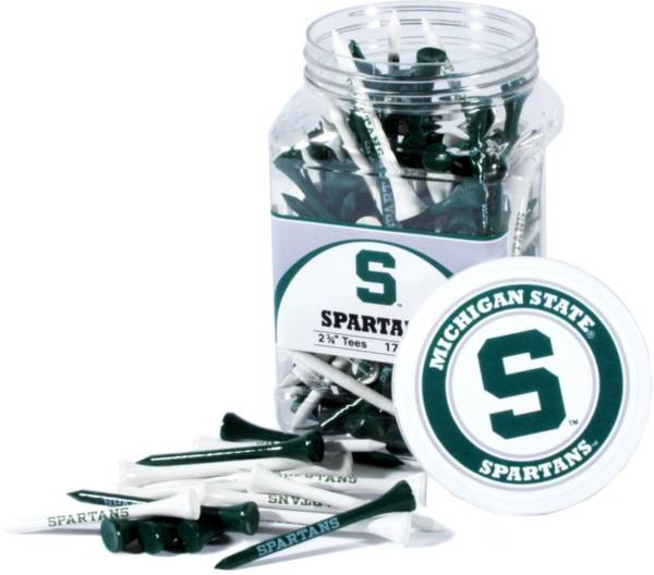 """Team Golf Michigan State Spartans 2.75"""" Golf Tees - 175-Pack product image"""