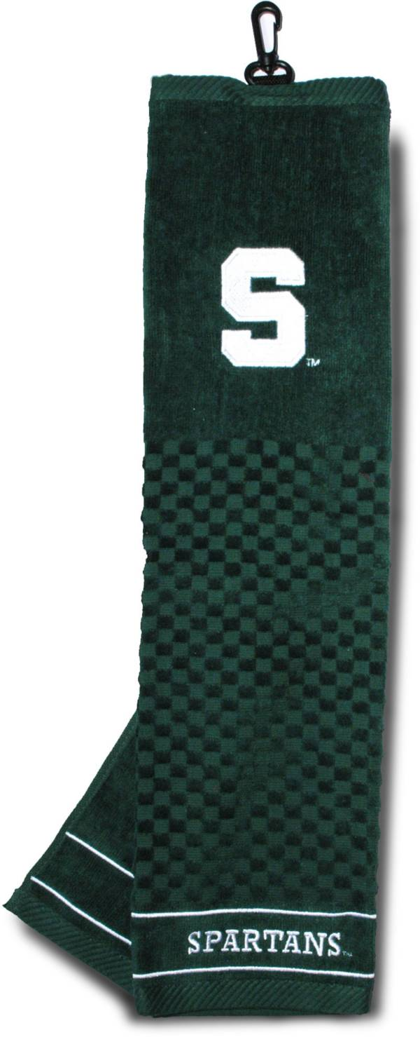 Team Golf Michigan State Spartans Embroidered Towel product image