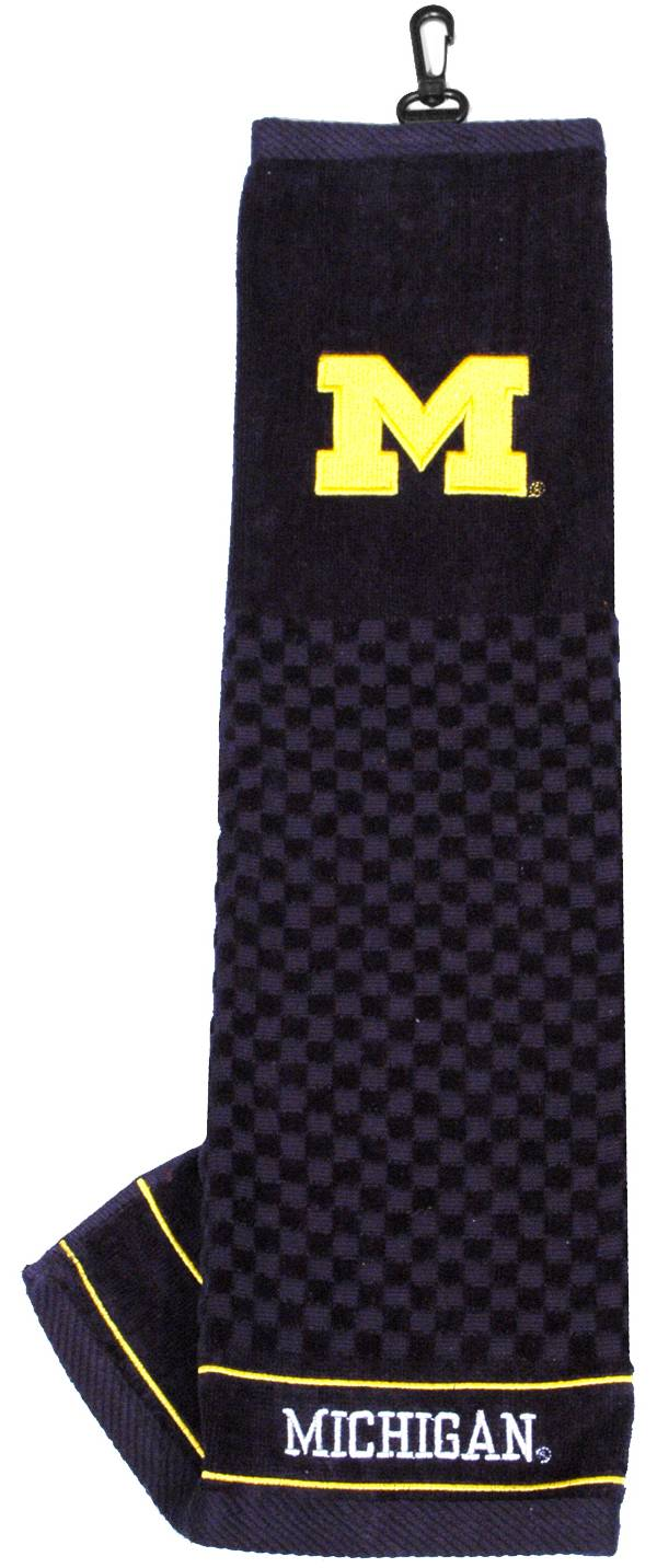 Team Golf Michigan Wolverines Embroidered Towel product image
