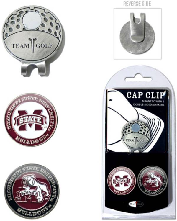 Team Golf Mississippi State Bulldogs Cap Clip product image
