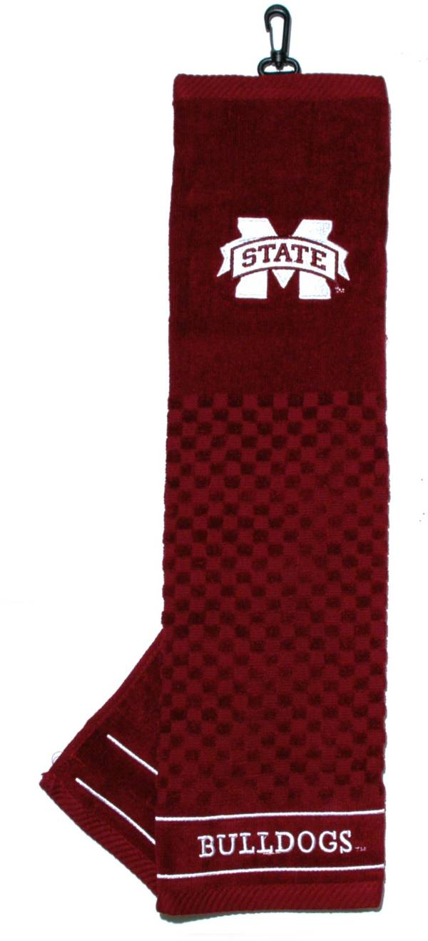Team Golf Mississippi State Bulldogs Embroidered Towel product image