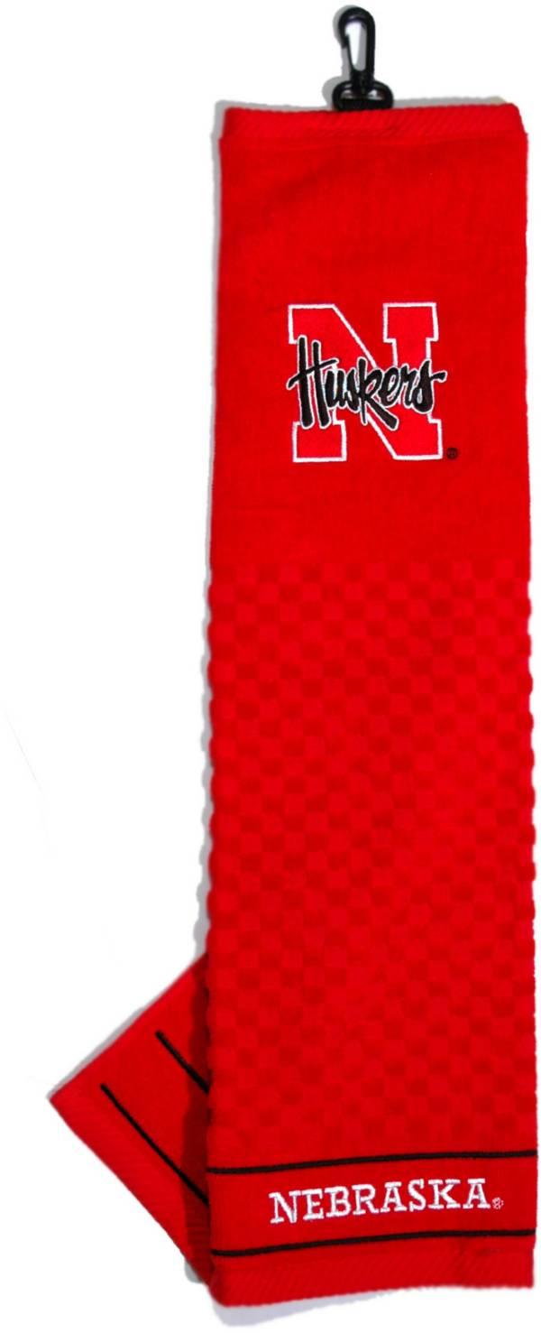 Team Golf Nebraska Cornhuskers Embroidered Towel product image