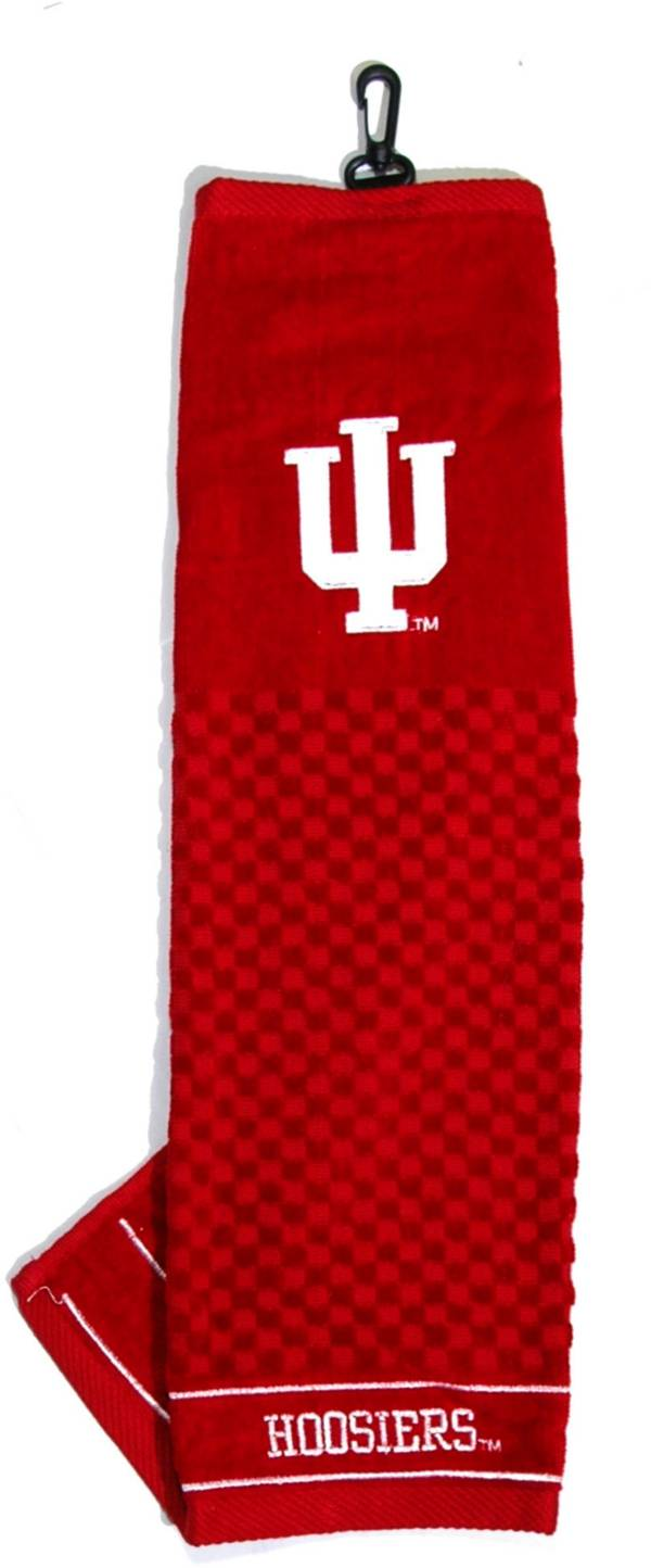Team Golf Indiana Hoosiers Embroidered Towel product image