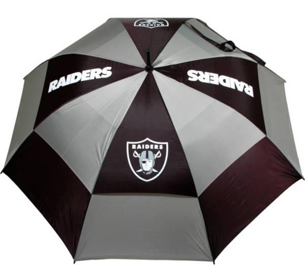 "Team Golf Las Vegas Raiders 62"" Double Canopy Umbrella product image"