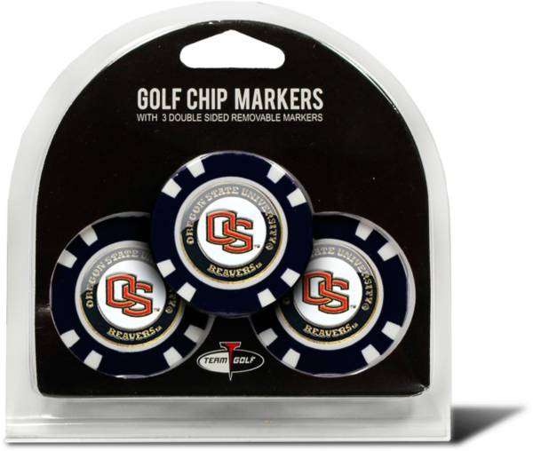 Team Golf Oregon State Beavers Golf Chips - 3 Pack product image