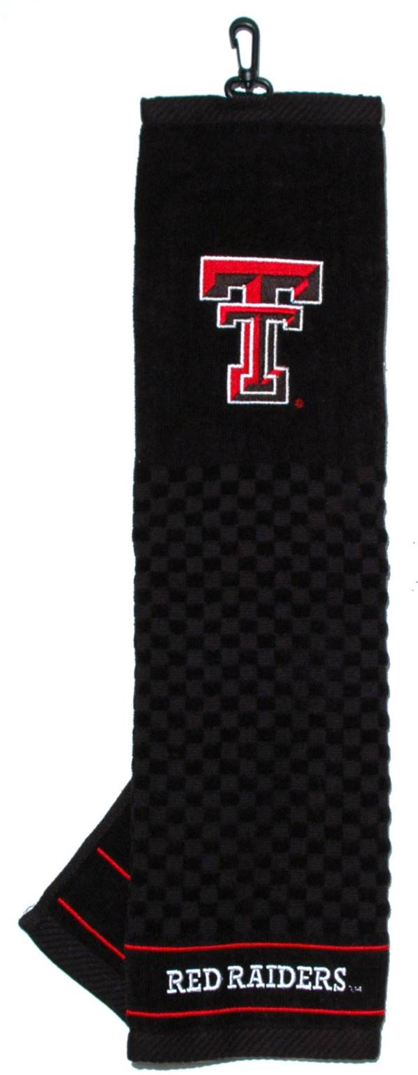 Team Golf Texas Tech Red Raiders Embroidered Towel product image