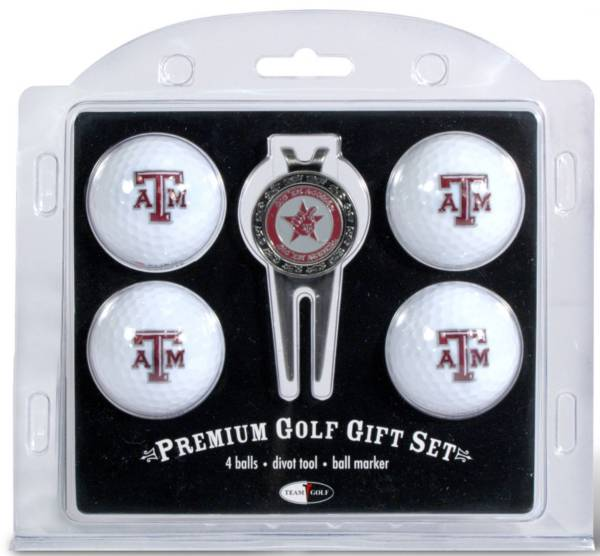 Team Golf Texas A&M Aggies Golf Ball/Divot Tool Set product image