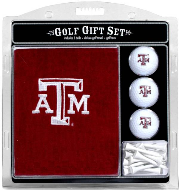 Team Golf Texas A&M Aggies Embroidered Towel Gift Set product image