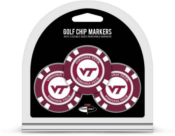Team Golf Virginia Tech Hokies Golf Chips - 3 Pack product image