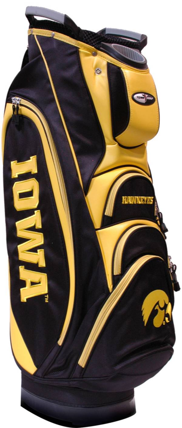 Team Golf Victory Iowa Hawkeyes Cart Bag product image