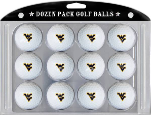 Team Golf West Virginia Mountaineers Golf Balls product image