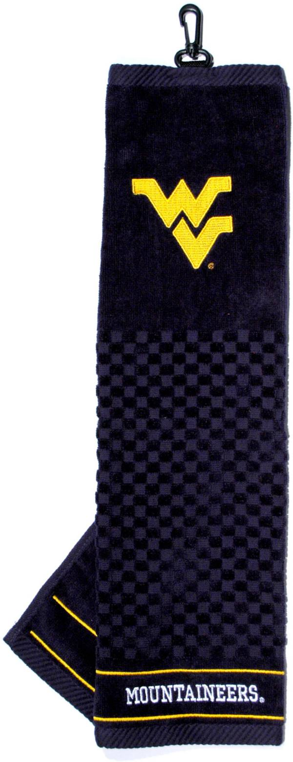 Team Golf West Virginia Mountaineers Embroidered Towel product image