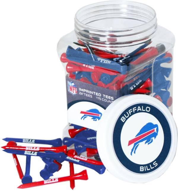 Team Golf Buffalo Bills 175 Count Golf Tee Jar product image