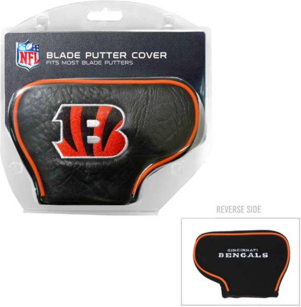 Team Golf Cincinnati Bengals Blade Putter Cover product image