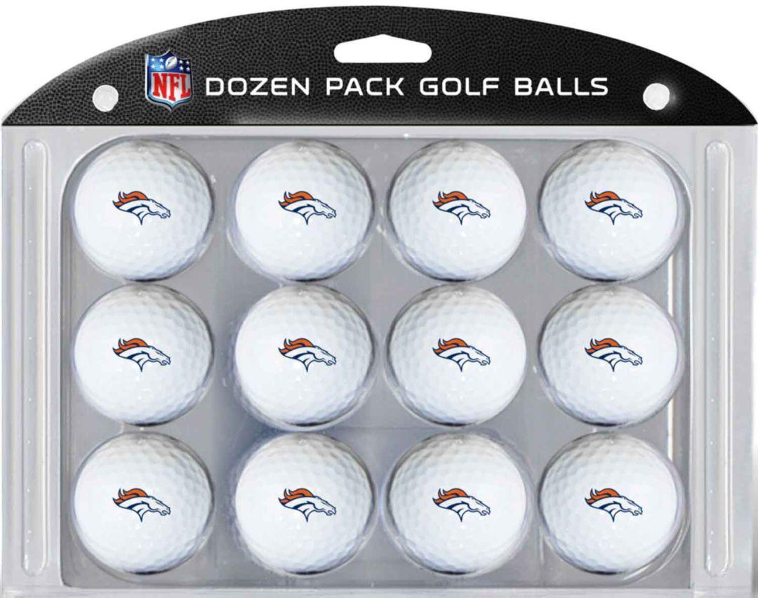 cf923aff Team Golf Denver Broncos Golf Balls