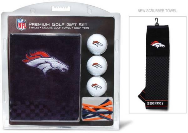 Team Golf Denver Broncos Embroidered Towel Gift Set product image