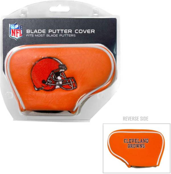 Team Golf Cleveland Browns Blade Putter Cover product image